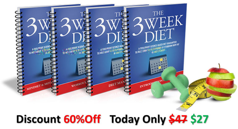 the 3 week diet system pdf download