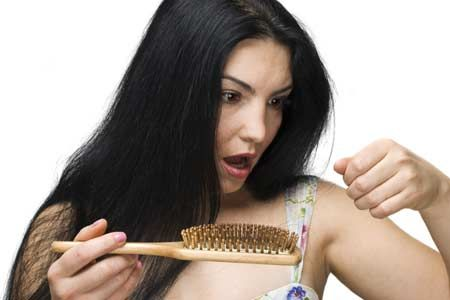 how to reduce hair loss naturally